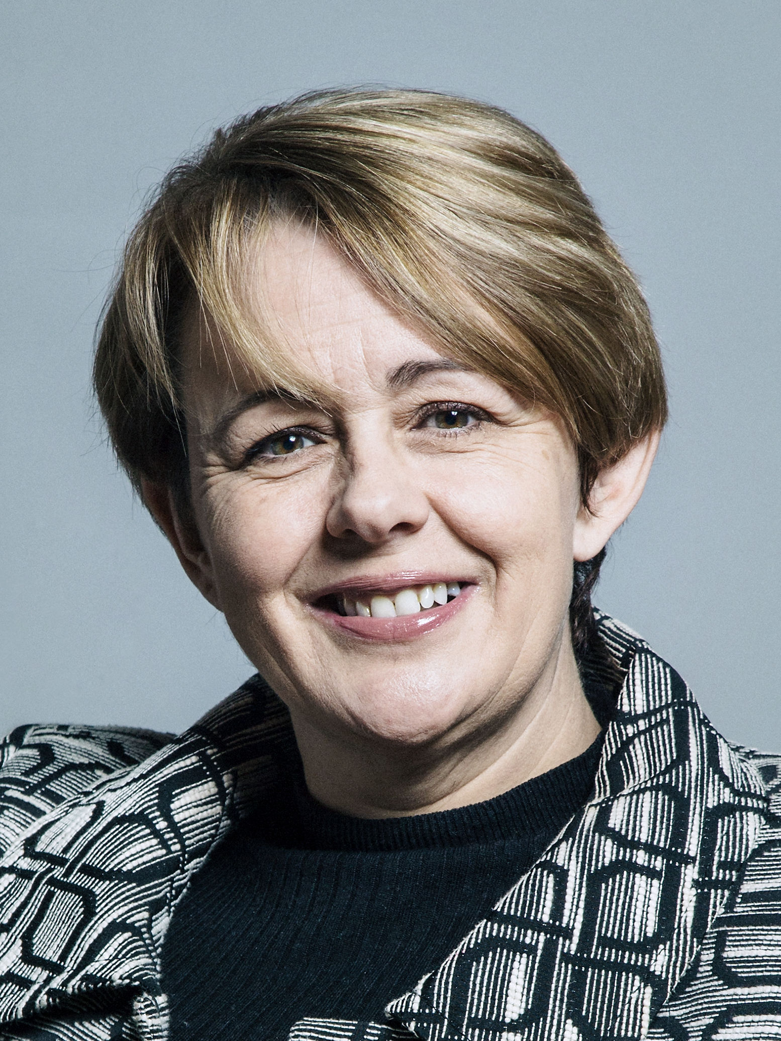 Portrait of Tanni Grey-Thompson